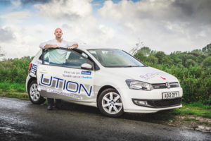 Evolution Driver Lessons Norwich